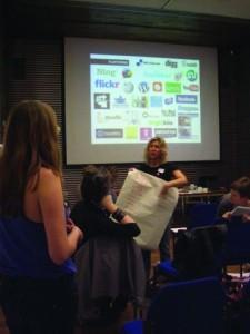 Digital Practices: Digital Publishing for London RFOs