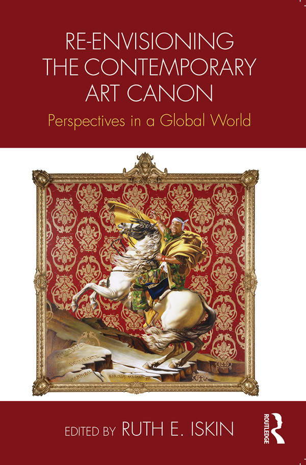Re-envisioning the Contemporary Art Canon bookcover
